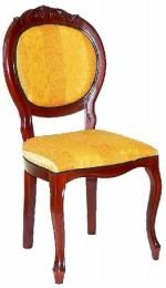 Stylowe krzesło tapicerowane A-1003-V