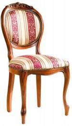 Stylowe krzesło tapicerowane A-1003-VP