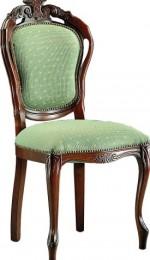 Tapicerowane krzesło stylowe A-1006-V