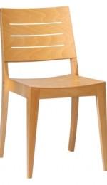 Nowoczesne krzesło kuchenne drewniane A-923S