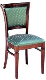 Drewniane krzesło stylowe AF-0133-1