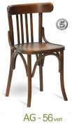 Krzesło gięte AG-56 V do restauracji z Meble Radomsko
