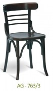 Krzesło gięte AG-763-3 typu A-0542 fameg