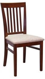 Tradycyjne drewniane krzesło kuchenne AL-104