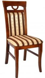 Drewniane krzesło stylowe AL-112