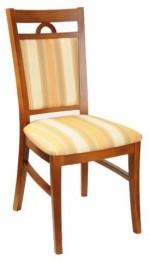 Bukowe krzesło stylowe AL-114