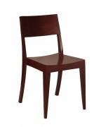 Krzesło nowoczesne drewniane konferencyjne AS-0503