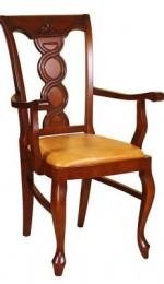 Stylowe krzesło B-0132-W