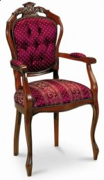 Krzesła stylowe B-1009-V