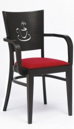 Fotel tapicerowany BT-3917 V001