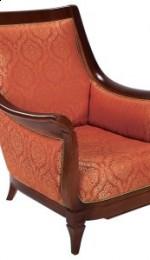 Fotel stylowy Luwr