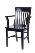 Fotel drewniany BR-9418