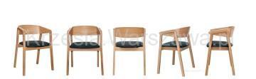 Fotel dębowy CAVA BS