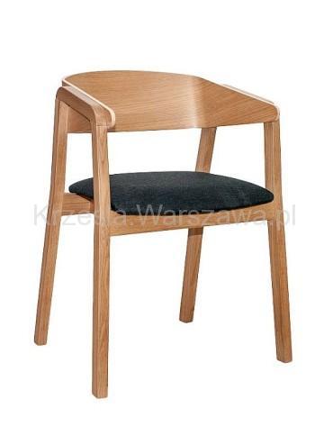 fotel debowy Cava BS