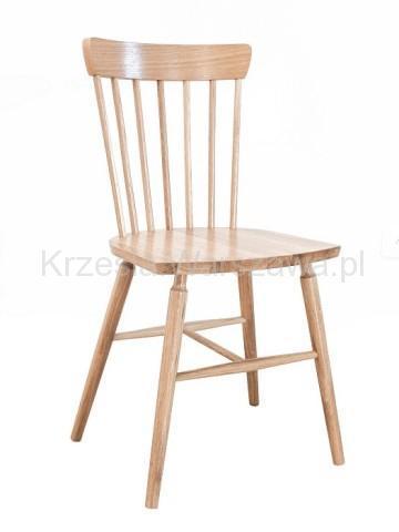 krzesło dębowe Spindle 2 AN typu patyczak 5910 fameg